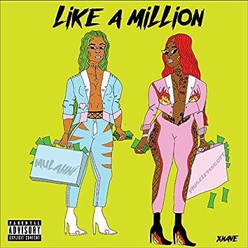 Like A Million (feat. Priceless Scott)