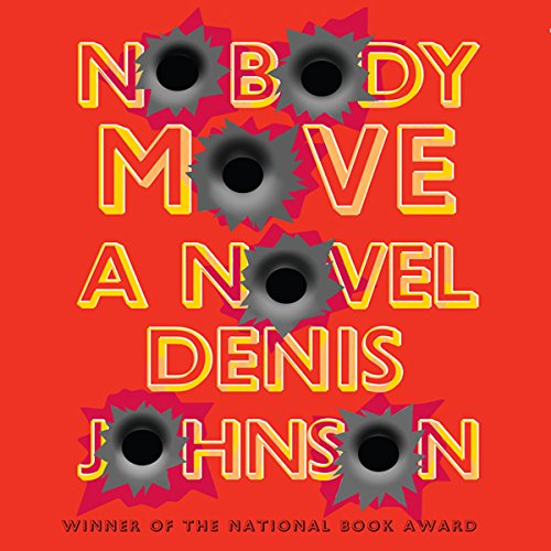 Nobody Move audiobook cover art