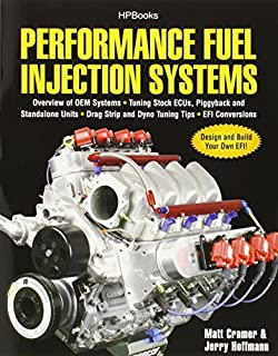 Performance Fuel Injection Systems HP1557: How to Design, Build, Modify, and Tune EFI and ECU Systems.Covers Components, S...