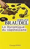 La Dynamique du capitalisme - FLAMMARION - 08/10/2014