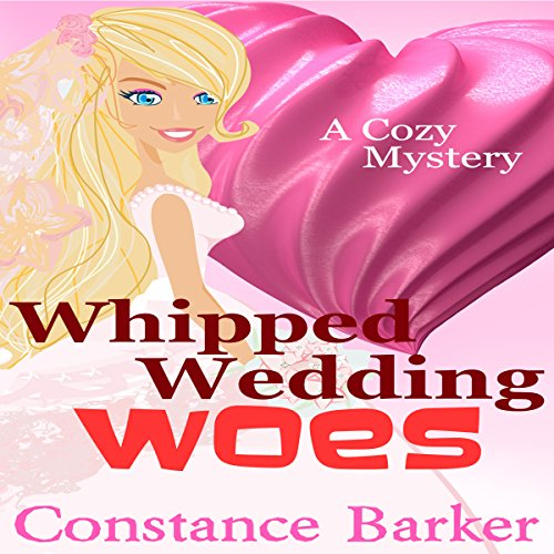 Whipped Wedding Woes audiobook cover art
