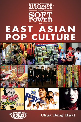 Structure, Audience and Soft Power in East Asian Pop Culture (TransAsia: Screen Cultures Book 1) (English Edition)