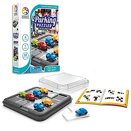 Smart Games - Parking puzzle, juego de ingenio...