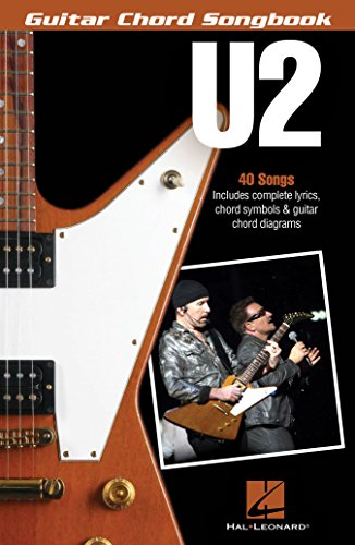 U2 Guitar Chord Songbook Ebook U2 Kindle Store