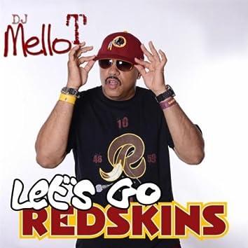 Let's Go Redskins