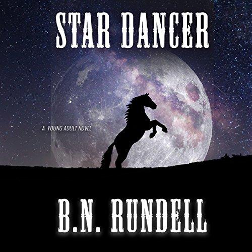 Star Dancer audiobook cover art