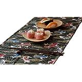 鯉 の 和風 テーブルランナー 30cm×120cm 端午の節句 こどもの日 お茶室 和食 懐石の部屋