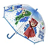 Asditex Paraguas PJ Masks. Color Azul
