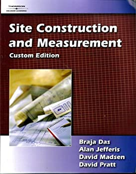 Paperback Site Construction and Measurements Custom Edition Book