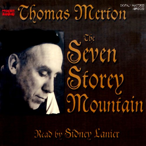 The Seven Storey Mountain audiobook cover art