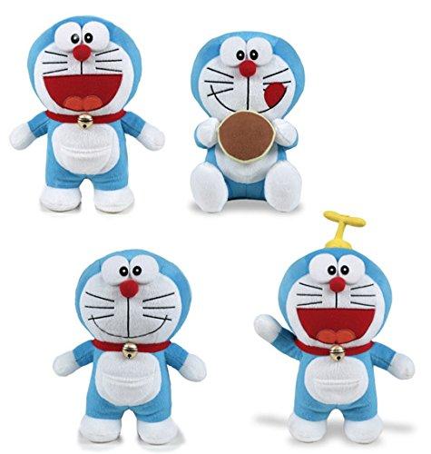 Play by Play - Peluche Doraemon 40 cm, Modelos Aleatorios