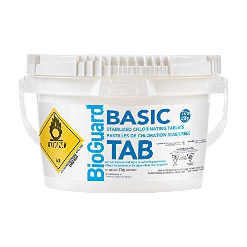"Bioguard Basic 3"" Chlorine Tablets - 25 Lbs"