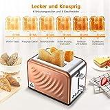 Housmile 2-Scheiben Toaster - 4