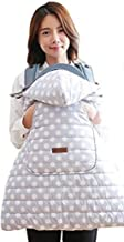 Bebenuvo Universal Hoodie All Season Carrier Cover for Baby Carrier Warmer/Bunting/Stroller Footmuff (5 Colors avalible)