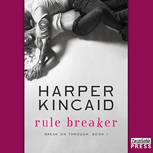 Rule Breaker audiobook cover art