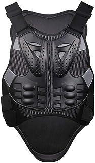 Colete de motociclista masculino sem mangas com gola e equipamento de proteção para equitação e motociclista da Besportbl...