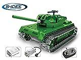 s-idee® 8011 RC Bausteinpanzer mit Fernsteuerung