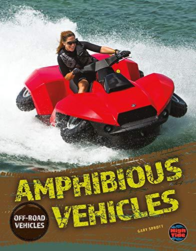 Off-Road Vehicles Amphibious Vehicles, Grades 4 - 8 (English Edition)