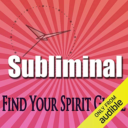 Find Your Spirit Guide audiobook cover art