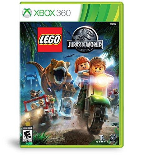 LEGO Jurassic World  Xbox 360 Standard Edition