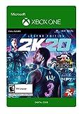 NBA 2K20: Legend Edition Legends - [Xbox One Digital Code]