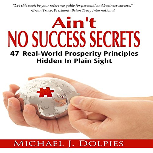 Ain't No Success Secrets audiobook cover art