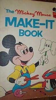 M MOUSE MAKE IT BOOK (Disney's Wonderful World of Reading) - Book  of the Disney's Wonderful World of Reading