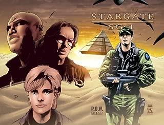 Stargate SG-1: P.O.W. Volume 1 Limited Edition