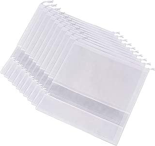 10Pcs Non-Woven Fabric Dustproof Handbag Storage Organizer Drawstring Bag Dust Cover Medium