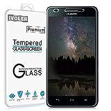 ivoler Protector de Pantalla para Huawei Ascend G620s, Cristal Vidrio Templado Premium
