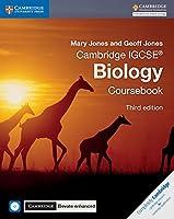 Cambridge IGCSE® Biology Coursebook with CD-ROM and Cambridge Elevate Enhanced Edition (2 Years) (Cambridge International IGCSE)
