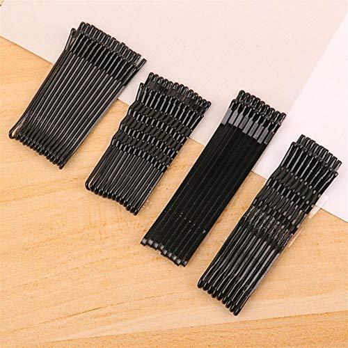 Yi Xuan Creative Épingle Épingle Épingle Outil de modélisation Barber Accessoires Coiffe Décoration Accessoires Cheveux Épingle (Color : 60pcs 4.5cm Wave)