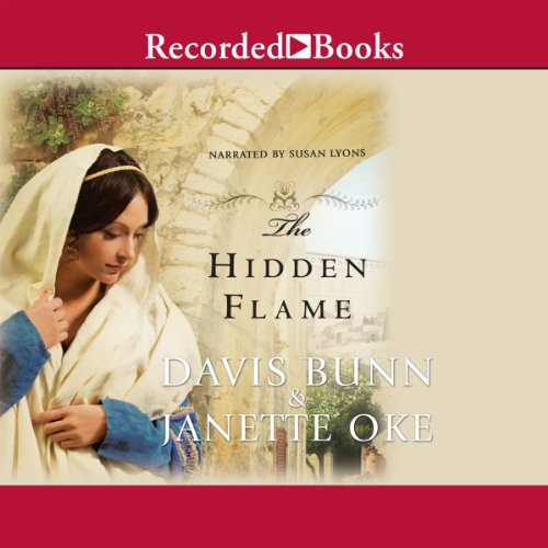 The Hidden Flame audiobook cover art