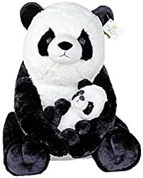 Giant Pandas Plush Stuffed Animals