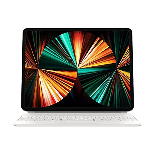 Apple Magic Keyboard (für 12.9-inch iPadPro - 5. Generation) - Deutsch - Weiß