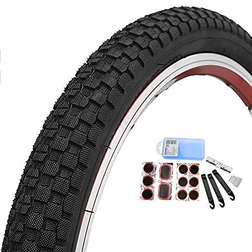 LDFANG Neumático de Bicicleta de montaña 20 * 2.125/2.35 Neumático de Bicicleta Escalada Todoterreno Neumáticos de Bicicleta K905