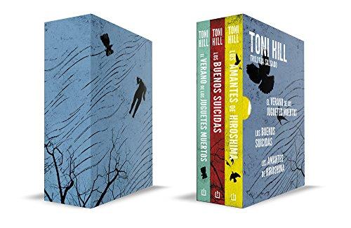 Trilogía Salgado (estuche con: El verano de los juguetes muertos | Los buenos suicidas | Los amantes de Hiroshima) (Best Seller)