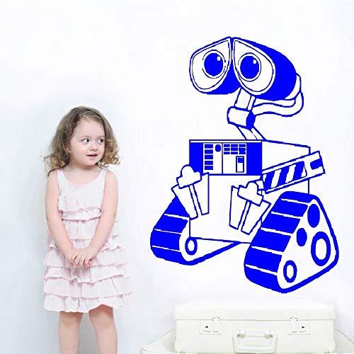 Geiqianjiumai Muursticker Cartoon Vinyl muur Decoratieve Sticker Kids Jongen Slaapkamer Huis Slaapkamer Ontwerp Woonkamer Beweegbare muurschildering