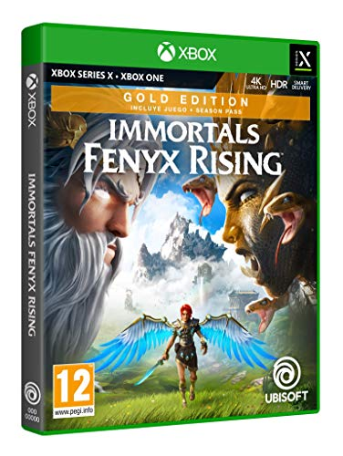 Immortals Fenyx Rising Gold Edition XBOX X