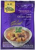 Madras Curry-Würzpaste von Asian Home Gourmet