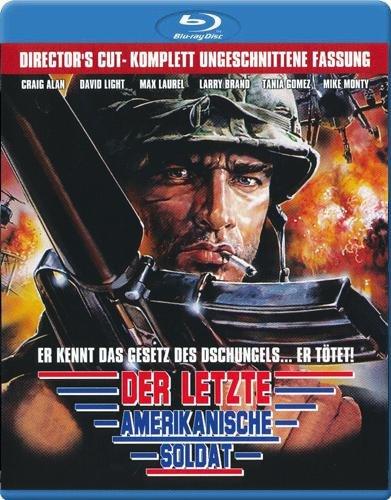 BR - Commander - (Der letzte Amerikanische Soldat) - Limited Edition Uncut / Directors Cut Deutsch - Blu-ray