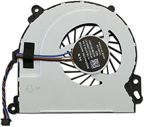 New Laptop Max 85% OFF CPU Raleigh Mall Cooling Fan Replacement Envy HP TouchSmart 17 for