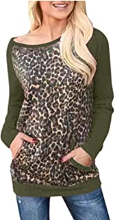 Blouses for Womens,DaySeventh Women's Long Sleeve Stripe Casual Tunic Sweatshirt Tops Blouse Shirt