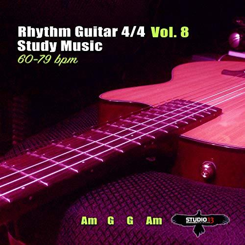 Rhythm Guitar 4/4 Am G G Am 60 bpm
