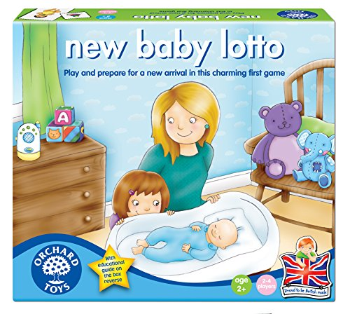 Orchard Toys New Baby Lotto