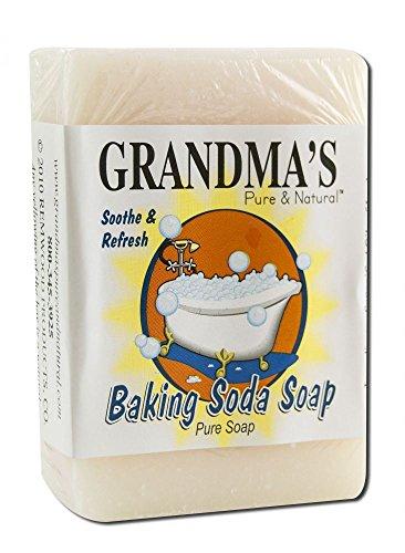 Remwood Products Co. Grandmas Baking Soda Soap 4 oz Bar(S)