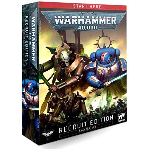Games Workshop Warhammer 40,000 - Recruit Edition Starter Set
