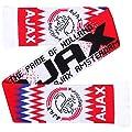 Ajax AFC Football Crest Scarf