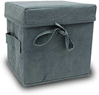 Biodegradable Cremation Urn | Urns for Human Ashes, Pet Urn, Dog Urn and Cat Urn | Biodegradable Cremation Urns Help Save The Planet | Grey