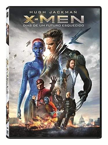 X-MEN Dias de um futuro esquecido [DVD]